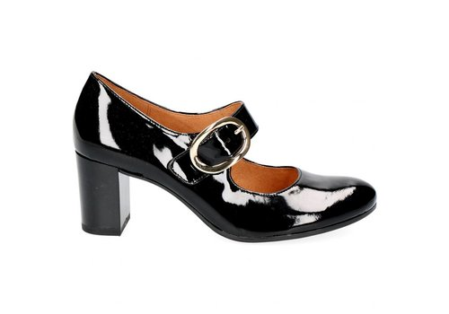 Caprice Caprice 24402 Black Patent Shoe
