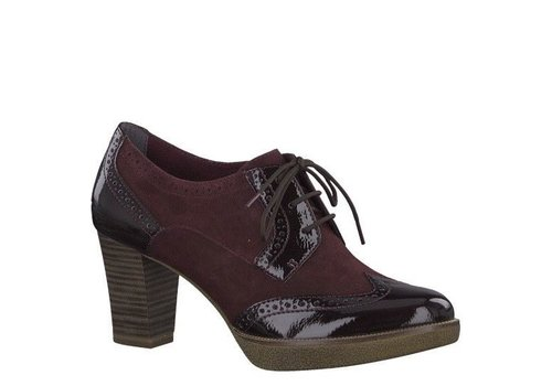 Tamaris Tamaris 23311 Bordeaux Brogues