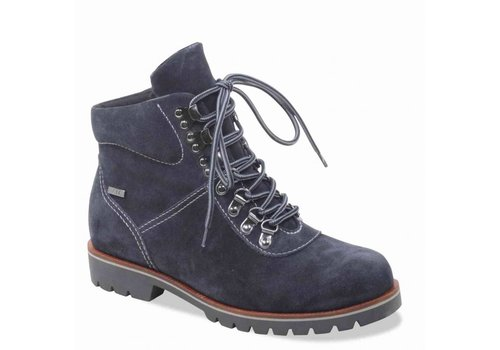 Caprice Boots Caprice 26216 Ocean Suede A/Boots