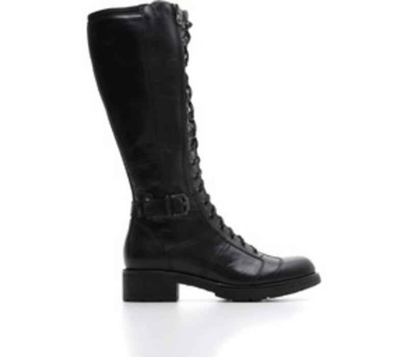 4fc55d96669 NeroGiardini 7093D Laced Boot - Footprints Shoe Boutique