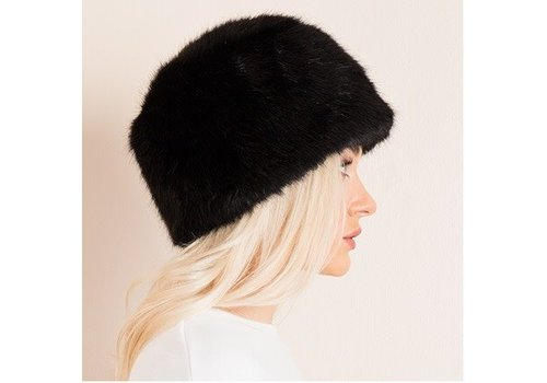 Pia Rossini Pia Rossini MONROE HAT Black