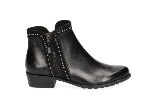 Caprice Boots Caprice 25311 Black Leather A/Boot