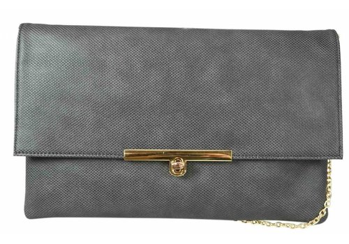 Liberty by Gionni Gionni LINDEN Grey Clutch Bag