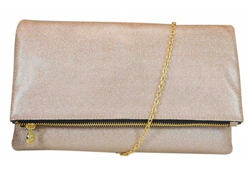 Liberty by Gionni Gionni LINDEN Rosegold Clutch Bag