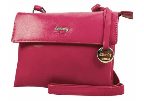 Liberty by Gionni Liberty 11GL059 Fuchsia X-Body Bag