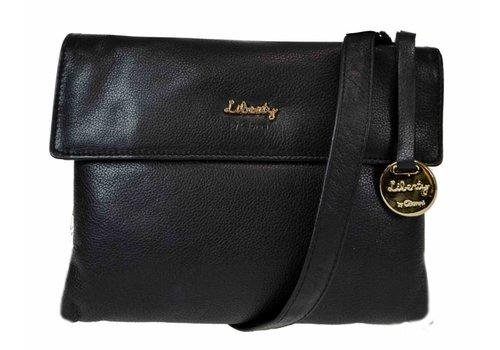 Liberty by Gionni Liberty 11GL059 Black X-Body Bag
