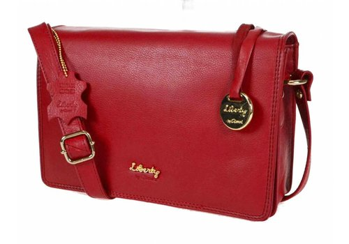 Liberty by Gionni Liberty 11GL018 Red X-Body Bag