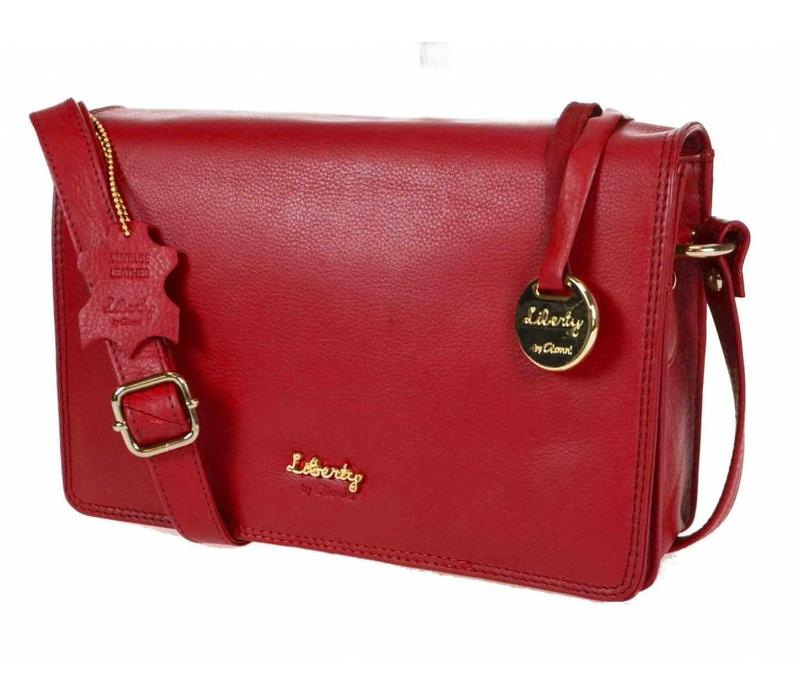 Liberty 11GL018 Red X-Body Bag
