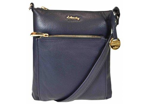 Liberty by Gionni Liberty 11GL074 Navy X-Body Bag