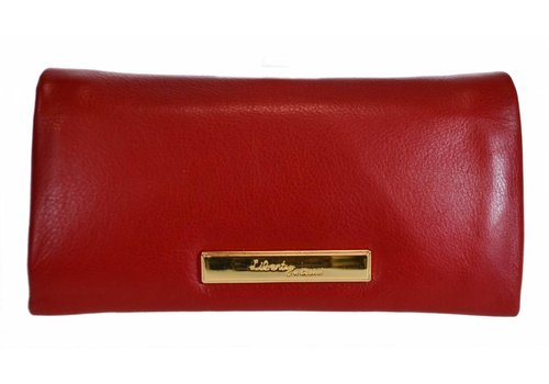Liberty by Gionni Liberty 20GL024 DREW red fold over purse