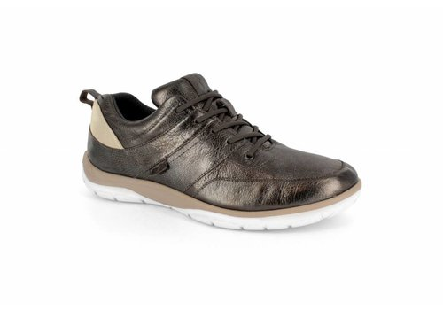 Strive Strive MAINE Anthracite Laced Shoe