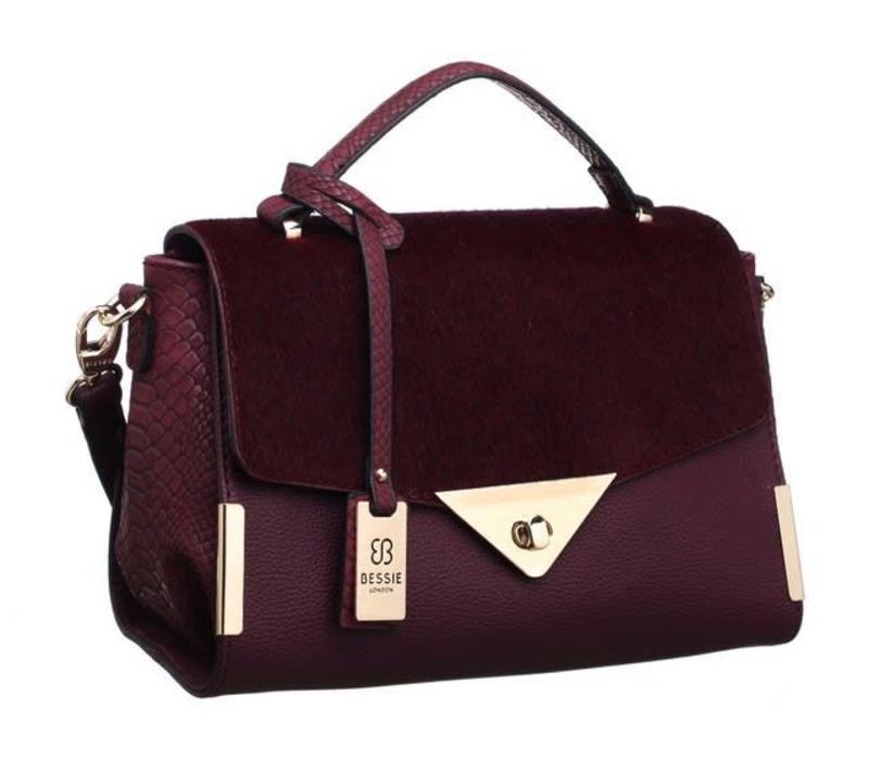 BESSIE London BW3383 Wine Bag