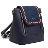 BESSIE London BL3428 Teal Backpack
