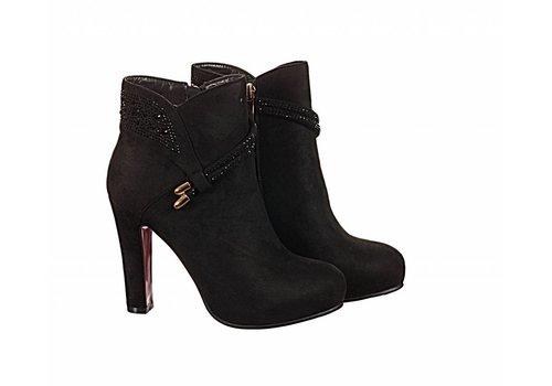 REDZ REDZ H13-856-Z56 Black A/Boot
