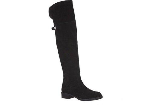 Tamaris Tamaris 25811 Black Suede Boots