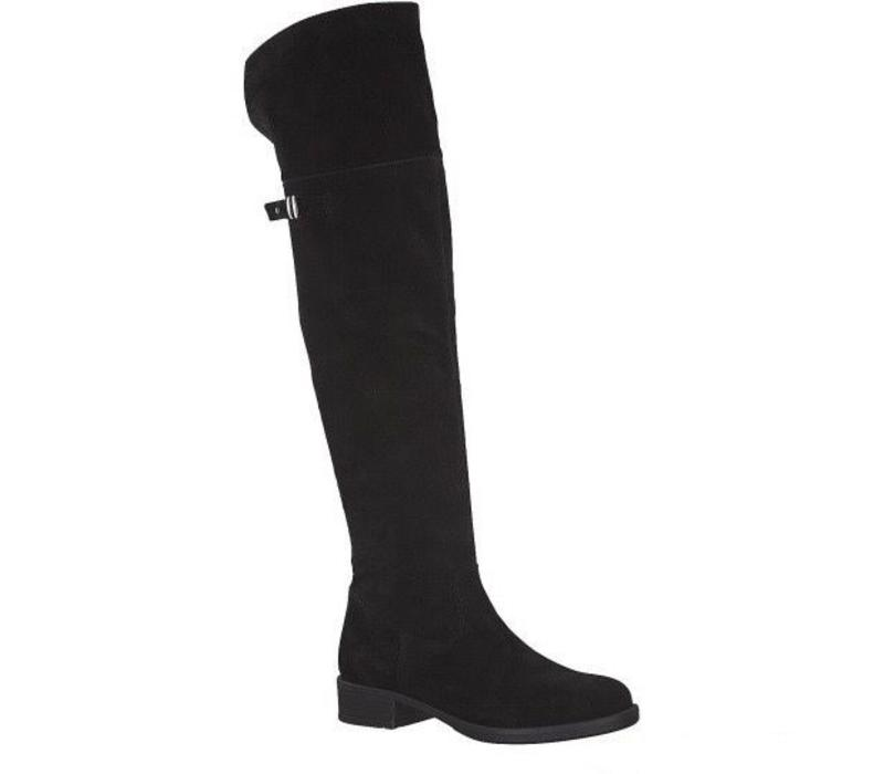 Tamaris 25811 Black Suede Boots