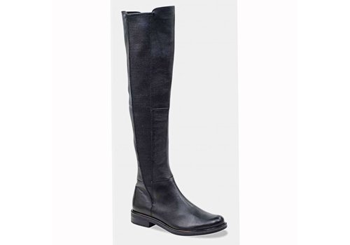 Caprice Boots Caprice 25527 Long Black stretch Boots