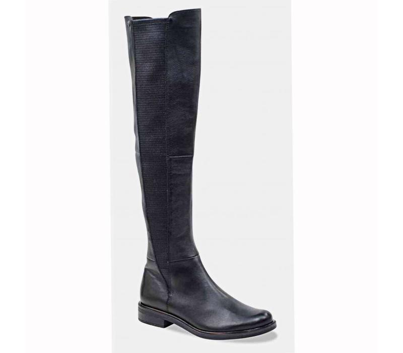 Caprice 25527 Long Black stretch Boots