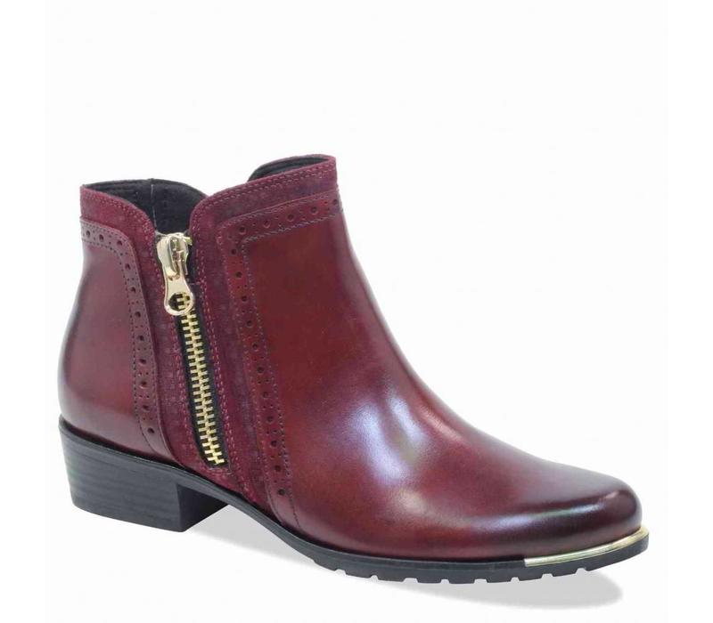 Caprice 25403 Bordeaux A/Boots