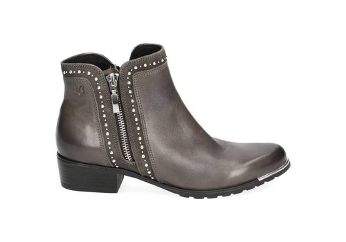 Caprice Boots Caprice 25311 Grey Leather A/Boots