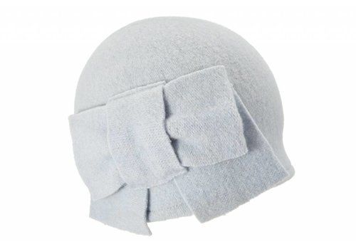 Seeberger Seeberger 011057/67 light Blue Wool Hat