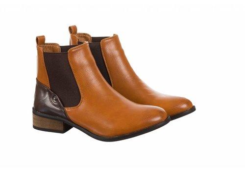 REDZ REDZ STZ-160036-19 Tan A/Boots