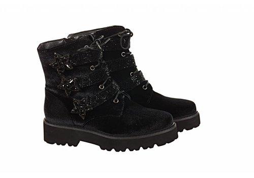 Alma en Pena Alma en Pena 118371 Black Velvet A/Boot