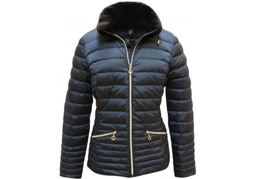 Junge Junge 0218-2250-63 Navy Down Jacket