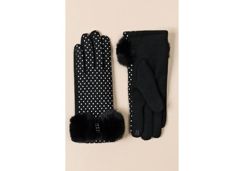 Pia Rossini Pia Rossini IVY Glove Polka dot