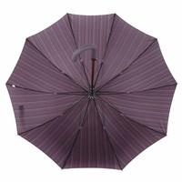 1660 Dark Purple stripe umbrella