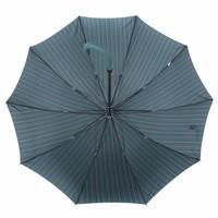 1660 Dark green stripe umbrella
