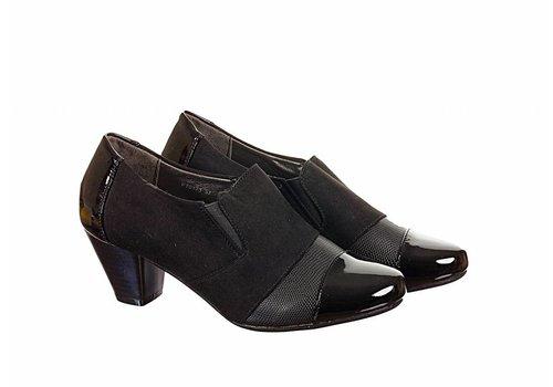 REDZ NINE 2 FIVE FT0173 Black Shoes
