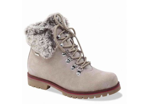 Caprice Boots Caprice 26217 Stone Suede A/Boot