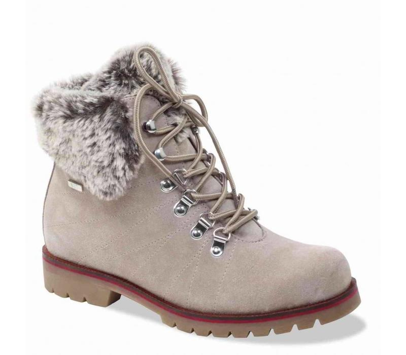 Caprice 26217 Stone Suede A/Boot