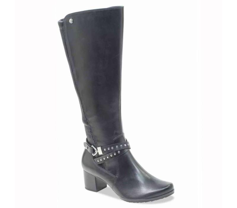 Caprice 25616 Black XL fit boots