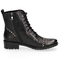 Caprice 25101 Black Studded A/Boot