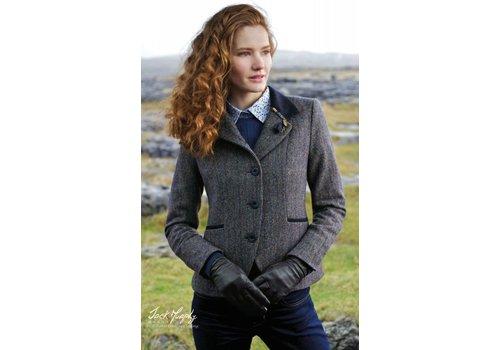 Jack Murphy HARRIET Tweed Jacket Blue Moon