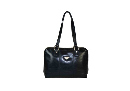 Oriano EDITH Double handle Top closure Handbag