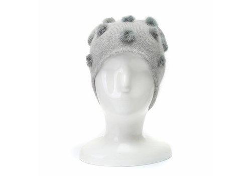 Peach Accessories SD25 Cashmere mix wool hat