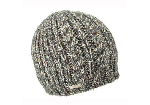Seeberger Seeberger 017362/14 Grey Wool Hat