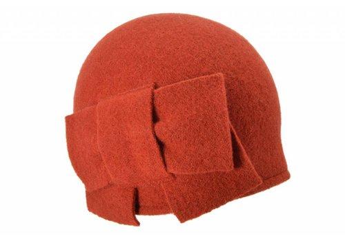 Seeberger Seeberger 011057/30 Rust Wool Hat