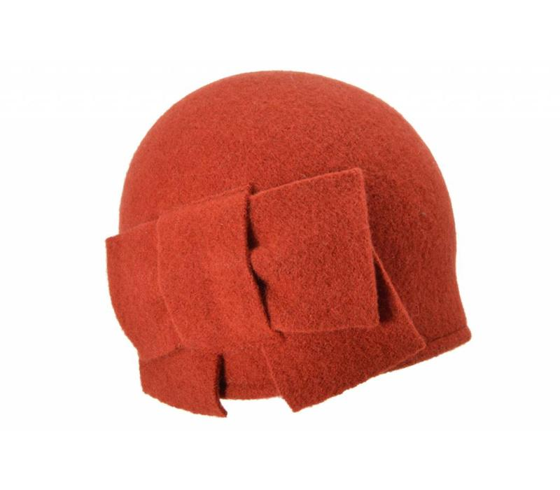 Seeberger 011057/30 Rust Wool Hat