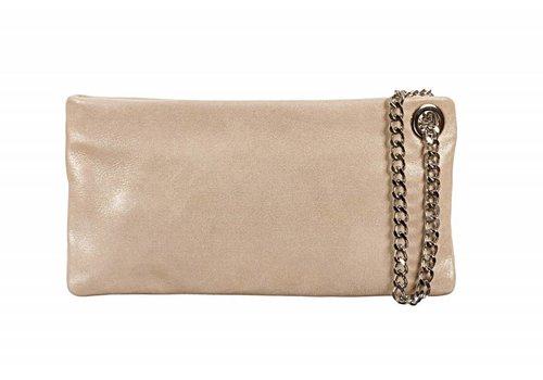 Le Babe Le Babe Luce Gold Ziptop Bag