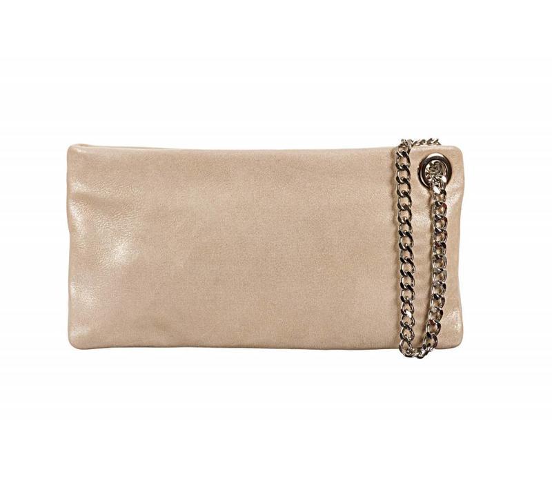 Le Babe Luce Gold Ziptop Bag