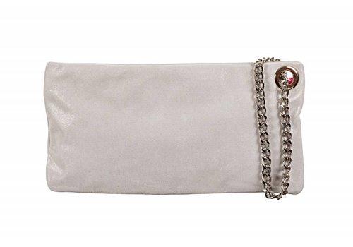Le Babe Le Babe Luce Grigio Ziptop Bag