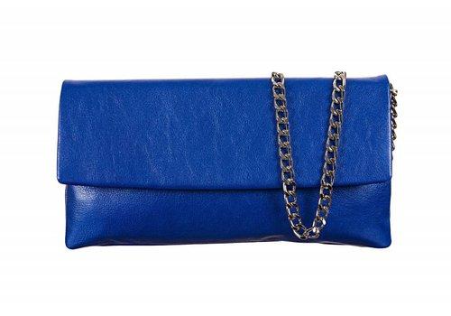 Le Babe Le Babe Perlato Bluette Flapover Bag