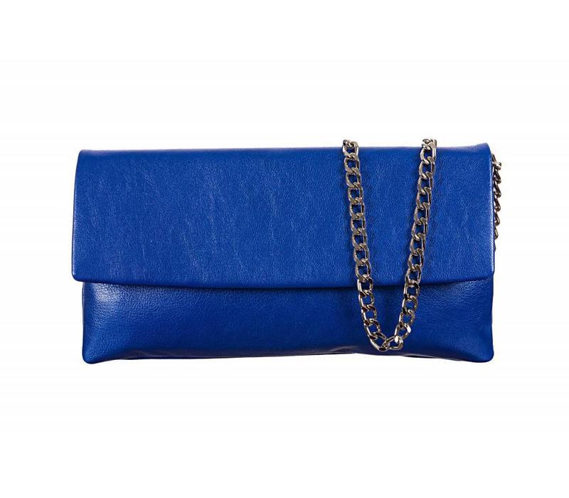 Le Babe Perlato Bluette Flapover Bag