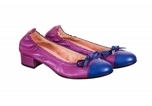 Le Babe Le Babe 3368S9 Low heel pump