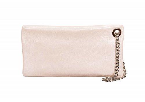 Le Babe Le Babe Perlato Latte Ziptop Bag