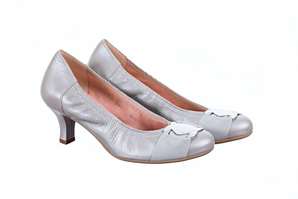 6909fadd842 Le Babe 3081S9 Perlato Perla Silver trim - Footprints Shoe Boutique